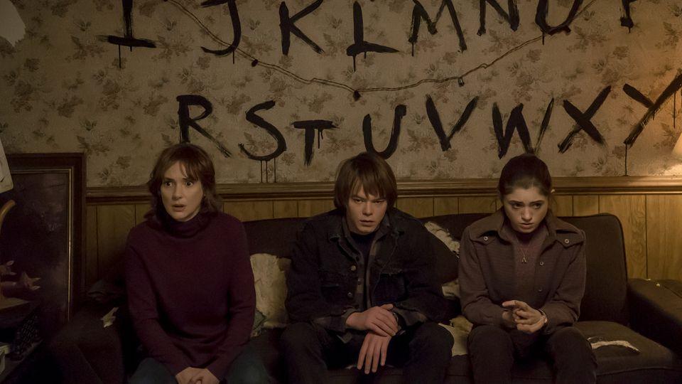 Stranger things podría tener hasta cinco temporadas