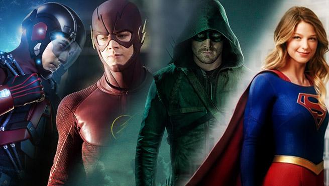 The CW planea otro crossover entre sus series de súper héroes