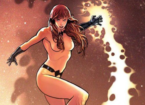 """""""The Inhumans"""": ¡Primeras imágenes que muestran a Crystal!"""