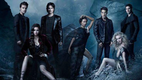 Varios actores de The Vampire Diaries reaccionan al final
