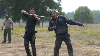 ver The Walking Dead Temporada 2×07