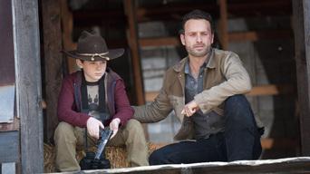 ver The Walking Dead Temporada 2×12