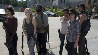 ver The Walking Dead Temporada 4×08