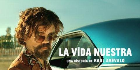 """Disfruta el nuevo cortometraje de Raúl Arevelo """"La vida nuestra"""" protagonizado por Peter Dinklage"""