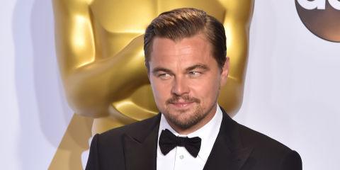 Leonardo DiCaprio tiene que devolver un Oscar