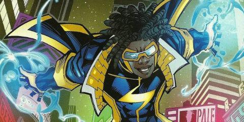 Static Shock podría llegar al universo de Black Lightning