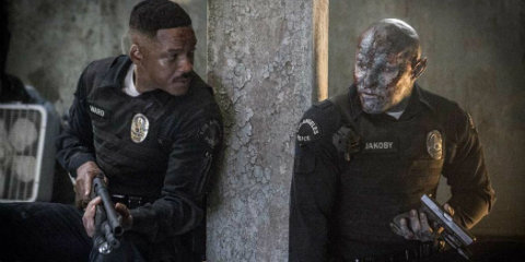 tráiler de Bright la nueva película de Will Smith para Netflix
