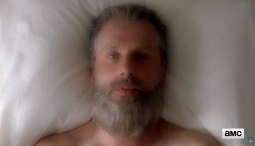 ¿Por qué Rick Grimes aparece anciano en nuevo tráiler de The Walking Dead?