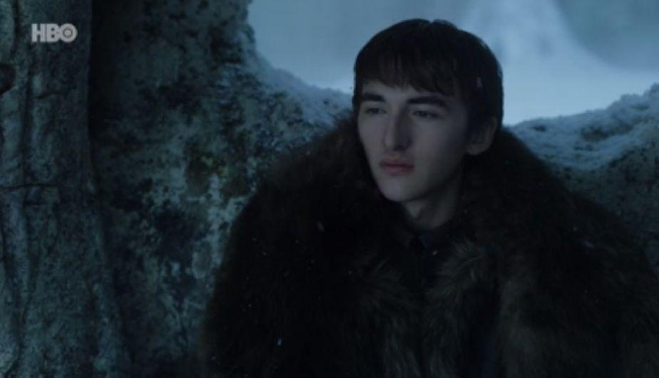 Bran Stark 3 ojos