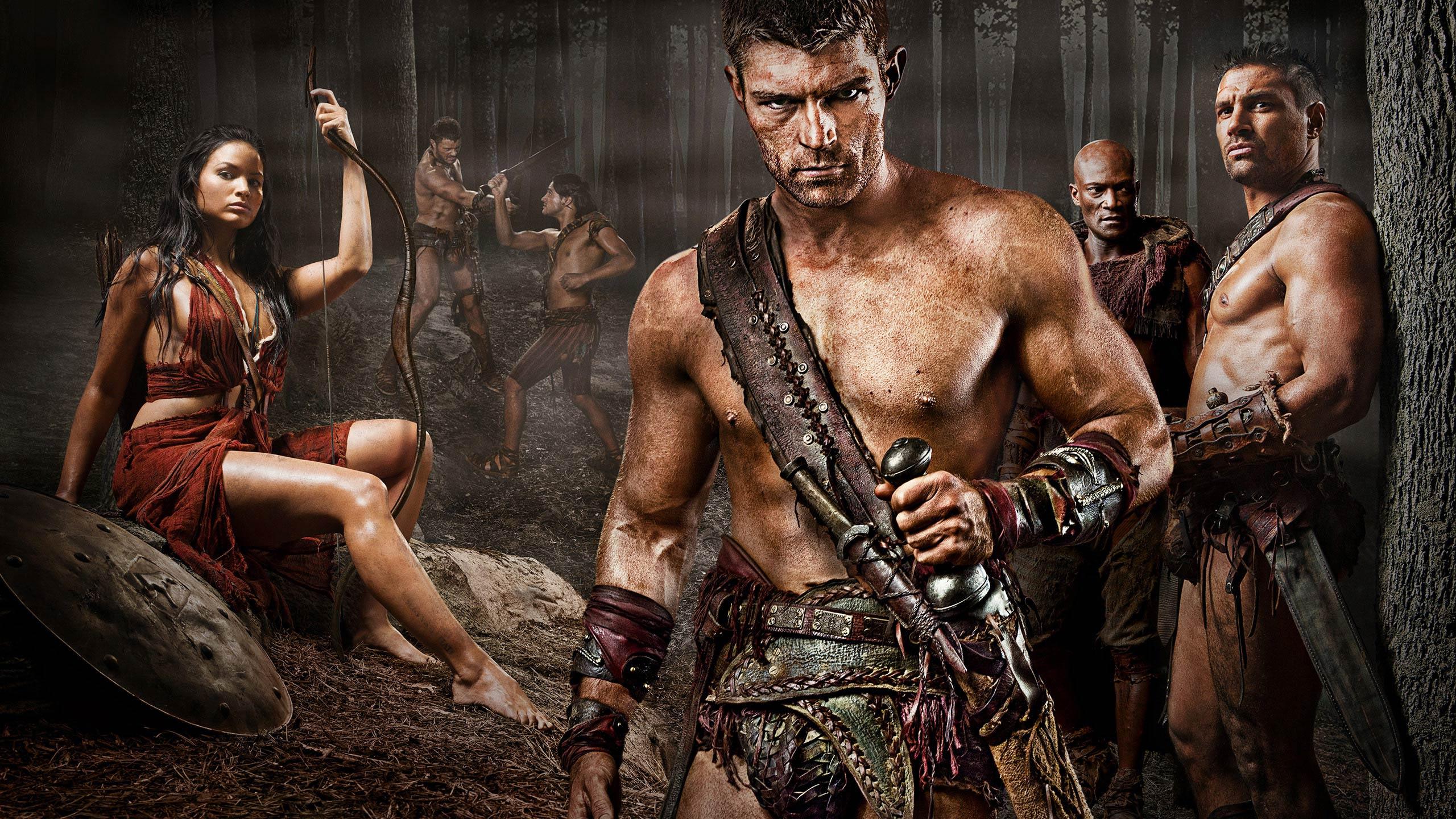 Spartacus imagen