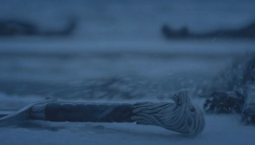 Garra, La Espada de Jon Snow, ¡abrió los ojos en GOT 7x06!