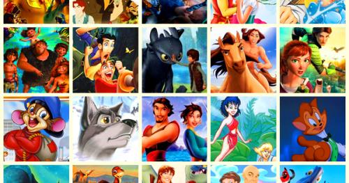 Las 10 Mejores películas animadas que no son de Disney