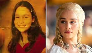 Emilia Clarke, Daenerys imagen