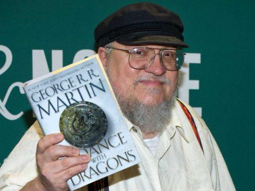 """George R.R. Martin afirma que primera precuela de """"Juego de Tronos"""" podría estrenarse en 2019"""