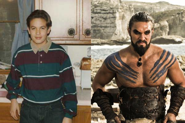 Jason Momoa, Khal Drogo imagen