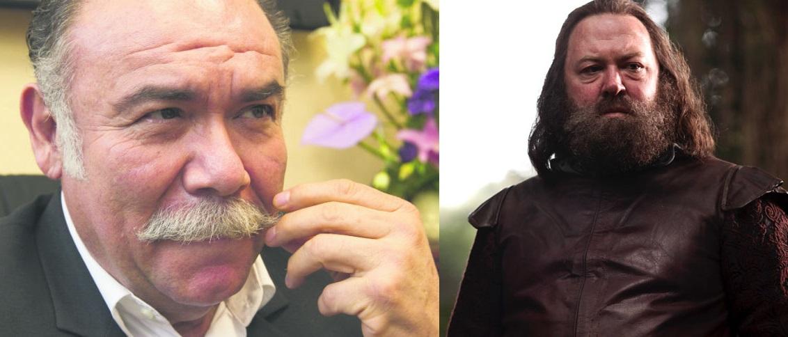 Jesús Ochoa Robert Baratheon