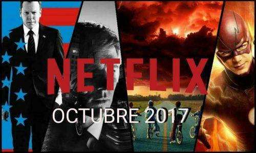 Netflix presentará grandes novedades en series y películas para Octubre
