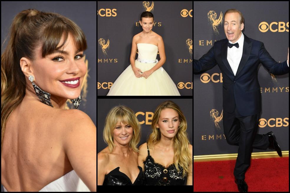 Premios Emmy alfombra roja