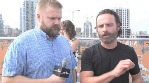 The Walking Dead puede continuar sin Rick, según declaraciones de Robert Kirkman y Andrew Lincoln