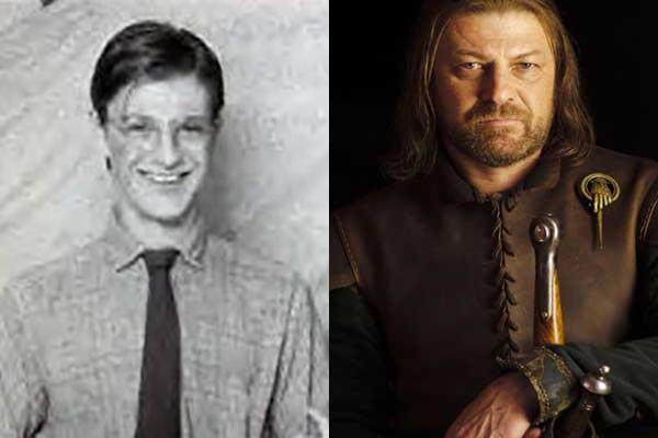 Sean Bean y Ned Stark