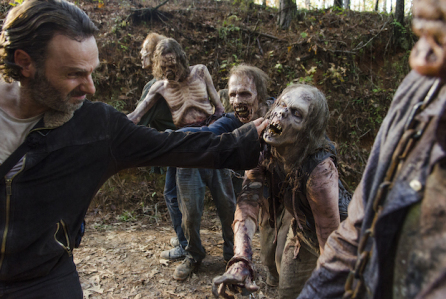 The Walking Dead, busca contorsionistas para su Octava Temporada