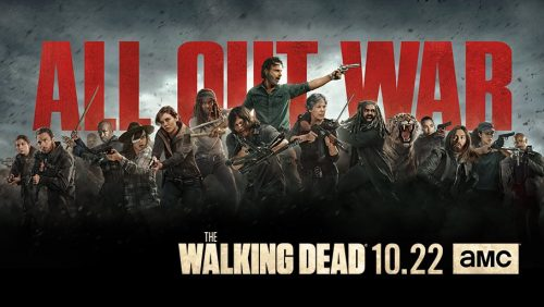 The Walking Dead temporada 8 será como una película de Acción de los años 80