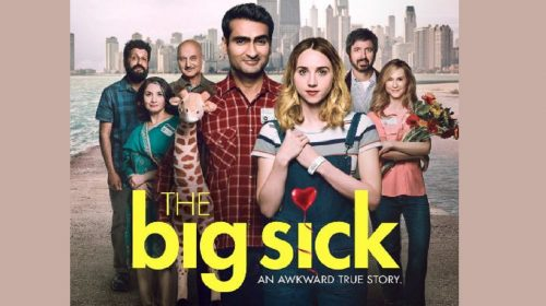 The Big Sick la comedia romántica del año