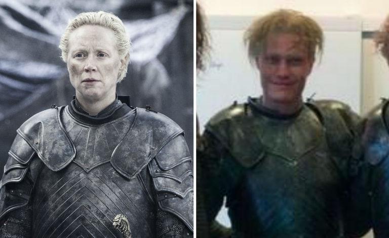 Brienne de Tarth doble