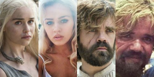 Conoce a los dobles de Game of Thrones que lucen idénticos a los originales