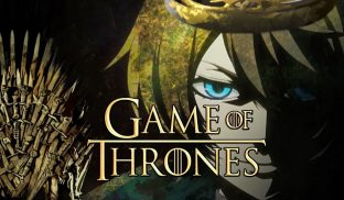 """Game of Thrones"" en versión anime"