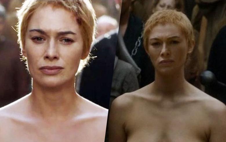 Rebeca doble de Cersei