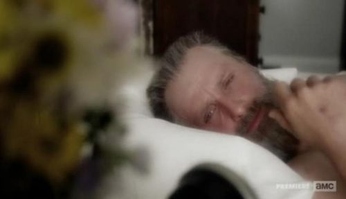 The Walking Dead: El Misterio del viejo Rick y Flashforward explicado