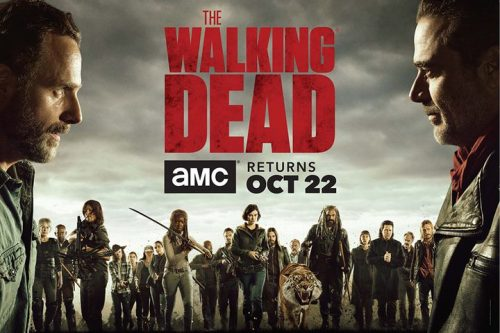 Los 3 primeros minutos del estreno de The Walking Dead Temporada 8