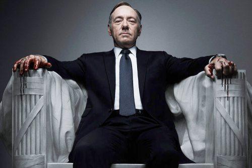 """Netflix cancela """"House of Cards"""", por denuncia de abuso sexual"""