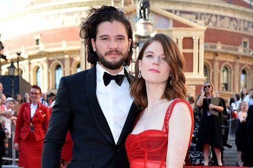 Game of Thrones pausará grabación de su Octava Temporada por boda de Kit Harington y Rose Leslie