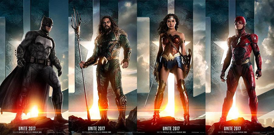 Liga de la Justicia, La Película
