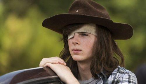 Padre de Chandler Riggs, arremete contra producción de The Walking Dead