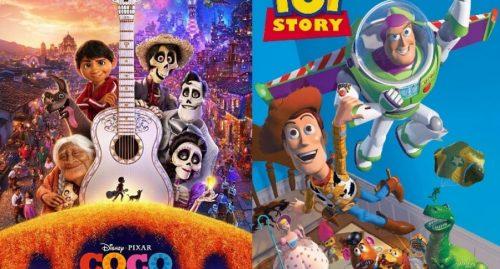 """Personaje de Toy Story, es visto en el mundo de los muertos de """"Coco"""""""